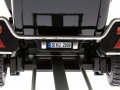 Siku 2460 Blackline - Rundballenpresse Comprima V150XC Sondermodell Agritechnica 2009 Nummernschild