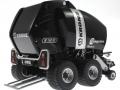 Siku 2460 Blackline - Rundballenpresse Comprima V150XC Sondermodell Agritechnica 2009 unten hinten rechts
