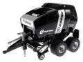 Siku 2460 Blackline - Rundballenpresse Comprima V150XC Sondermodell Agritechnica 2009 vorne links