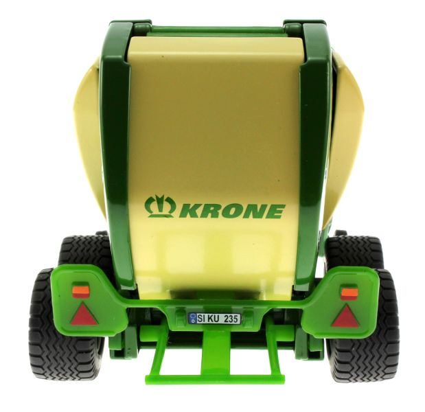 Siku 2460 - Rundballenpresse Krone Comprima V150XC hinten