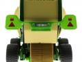 Siku 2460 - Rundballenpresse Krone Comprima V150XC hinten mit Ballen
