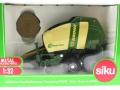 Siku 2460 - Rundballenpresse Krone Comprima V150XC Karton vorne