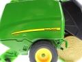 Siku 2465 - John Deere Ballenpresse 990 Logo