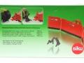 Siku 2467 - Maisschiebeschild Karton hinten