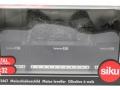 Siku 2467 - Maisschiebeschild Holaras Blackline - Agritechnica 2015 Karton vorne