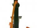 Siku 2468 - Holzspalter Hydro Combi 16t hinten