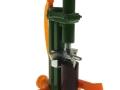 Siku 2468 - Holzspalter Hydro Combi 16t hinten links