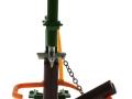 Siku 2468 - Holzspalter Hydro Combi 16t Holz