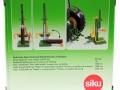 Siku 2468 - Holzspalter Hydro Combi 16t Karton hinten