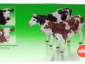 Siku 2490 - Zwei Kühe Karton hinten