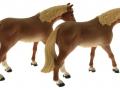 Siku 2491 - Zwei Pferde hinten