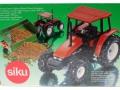 Siku 2653 - Traktor New Holland L75 Karton hinten
