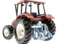 Siku 2653 - Traktor New Holland L75 unten hinten links