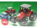 Siku 2654 - Traktor Massey Ferguson 4270 Karton hinten
