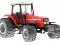 Siku 2654 - Traktor Massey Ferguson 4270 unten vorne links