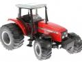 Siku 2654 - Traktor Massey Ferguson 4270 vorne rechts