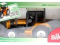 Siku 2856 - Renault-Traktor 145-14 TX Karton vorne