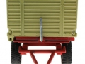 Siku 2859 - Rübenanhänger vorne