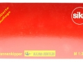 Siku 2866 - Wannenkipper Bijlsma Hercules Karton vorne
