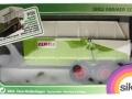Siku 2866 - Claas Muldenkipper Karton vorne