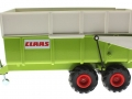 Siku 2866 - Claas Muldenkipper links