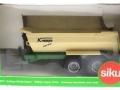 Siku 2871 - Halfpipe Muldenkipper Krampe grün-weiß Karton vorne