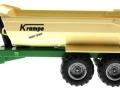 Siku 2871 - Halfpipe Muldenkipper Krampe grün-weiß links