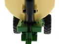 Siku 2871 - Halfpipe Muldenkipper Krampe grün-weiß vorne