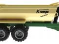 Siku 2871 - Halfpipe Muldenkipper Krampe grün-weiß