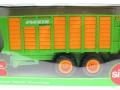 Siku 2873 - Silagewagen Joskin Silospace karton vorne