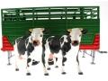 Siku 2875 - Viehanhänger Kühe
