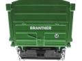 Siku 2877 - Dreiachs-Dreiseitenkipper Brantner DD24060 hinten