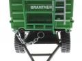 Siku 2877 - Dreiachs-Dreiseitenkipper Brantner DD24060 vorne