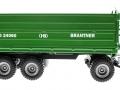 Siku 2877 - Dreiachs-Dreiseitenkipper Brantner DD24060