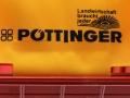Siku 2878 - Heuladewagen Pöttinger Jumbo hinten Logo