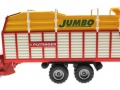 Siku 2878 - Heuladewagen Pöttinger Jumbo links