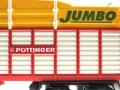 Siku 2878 - Heuladewagen Pöttinger Jumbo Logo