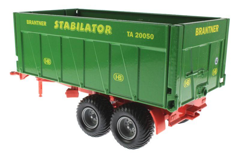 Siku 2885 - Brantner Stabilator hinten links