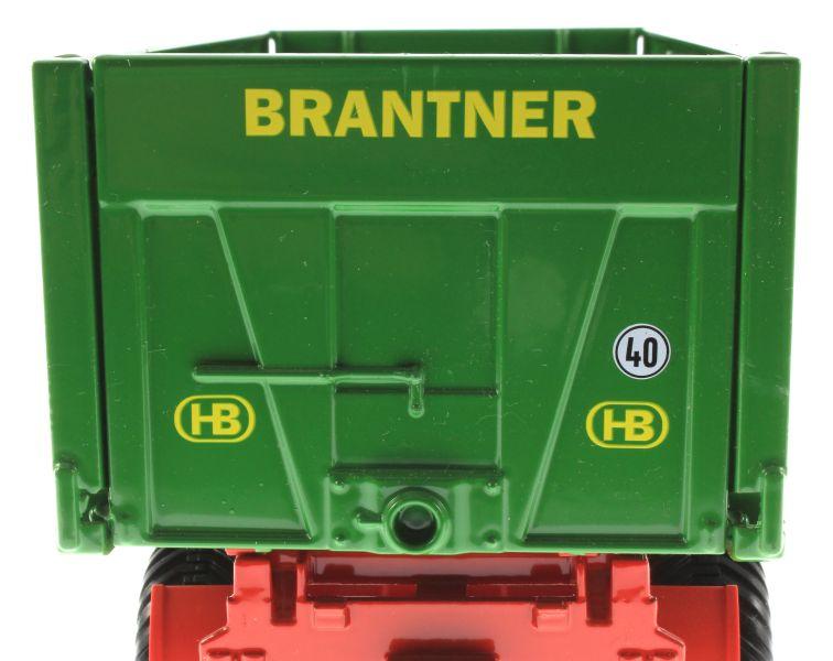 Siku 2885 - Brantner Stabilator hinten nah