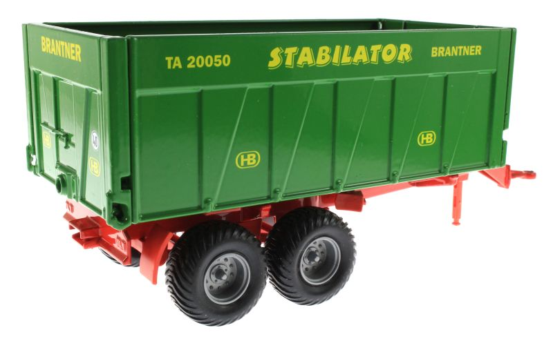 Siku 2885 - Brantner Stabilator hinten rechts