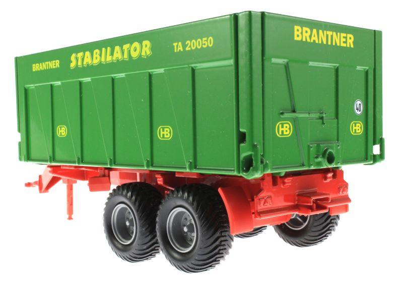 Siku 2885 - Brantner Stabilator unten hinten links