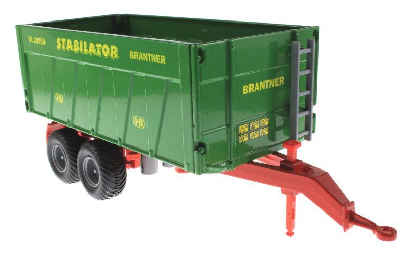 Siku 2885 - Brantner Stabilator vorne rechts
