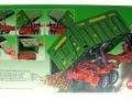 Siku 2885 - Brantner Stabilator Karton hinten