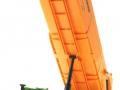 Siku 2892 - Dreiachs-Muldenkipper Joskin TRC150 unten vorne links gekippt