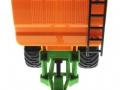 Siku 2892 - Dreiachs-Muldenkipper Joskin TRC150 vorne