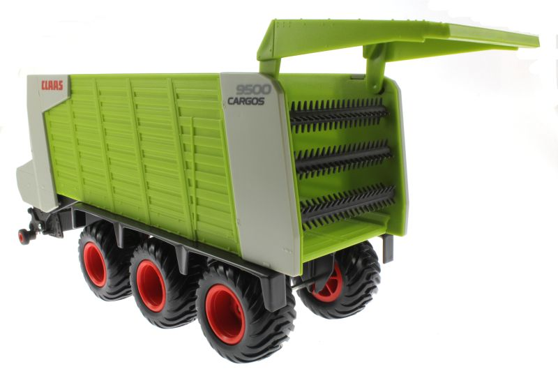 Siku 2893 - Claas Cargos 9500 hinten links