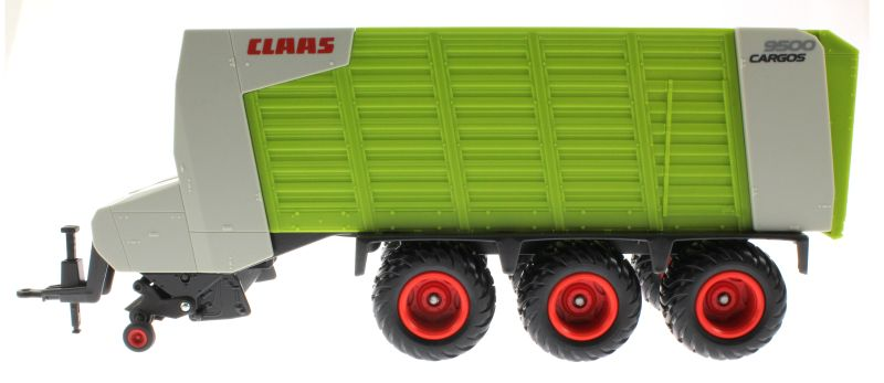 Siku 2893 - Claas Cargos 9500 links