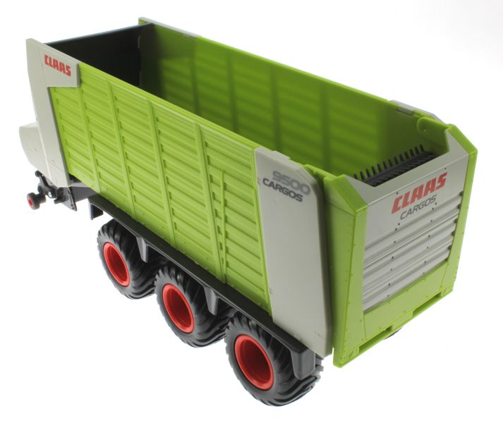 Siku 2893 - Claas Cargos 9500 oben hinten links