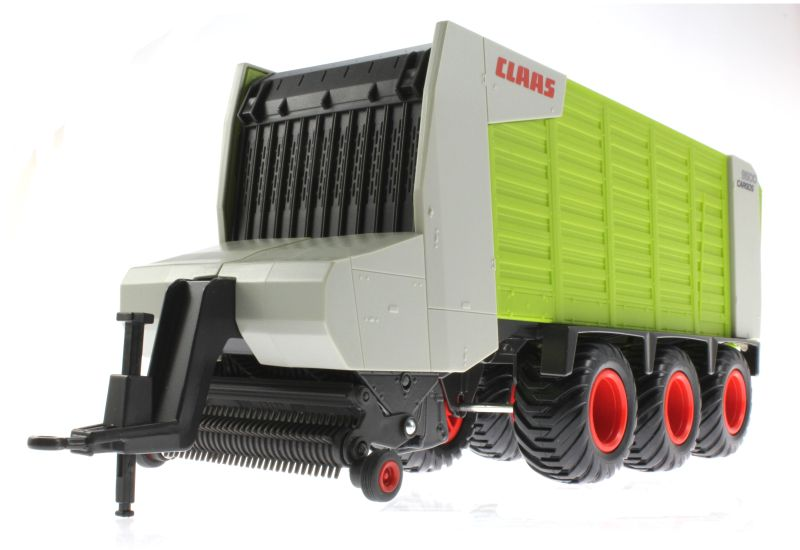 Siku 2893 - Claas Cargos 9500 unten vorne links