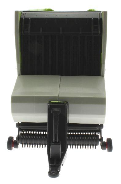 Siku 2893 - Claas Cargos 9500 vorne